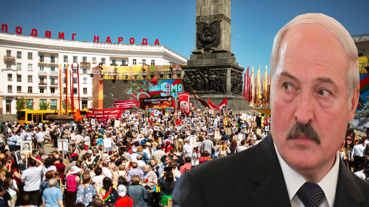 Что задумал Лукашенко на 9 мая?