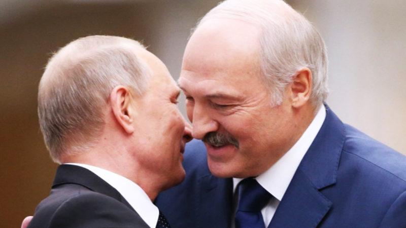 Чалый: «Лукашенко напрасно пытается реанимировать отношения с Путиным»