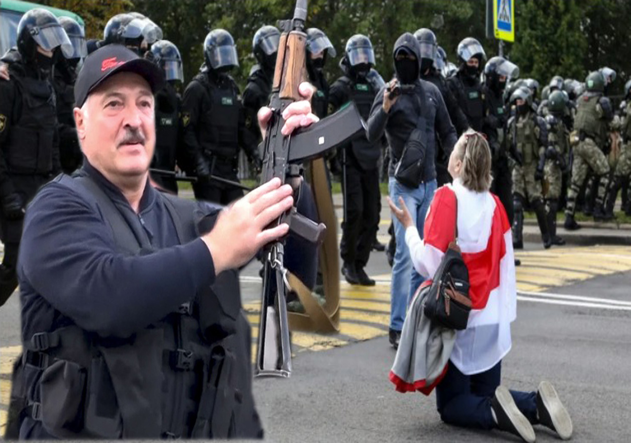 Лукашенко уверен, что если уберут его, белорусы изберут человека «еще жестче»