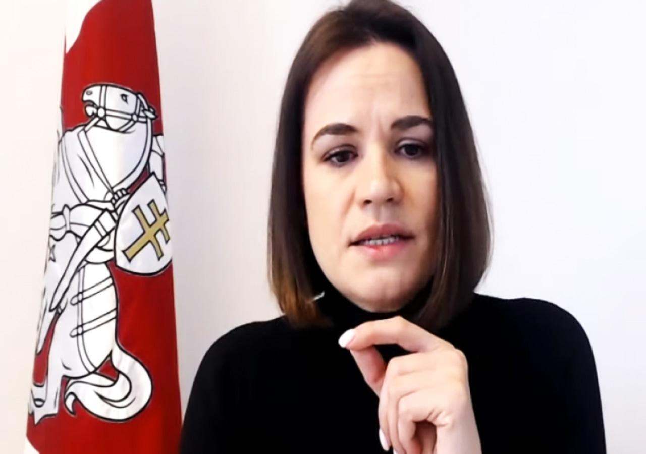 Тихановская призвала США усилить изоляцию Лукашенко
