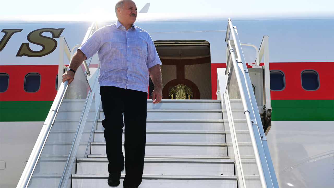 Путин вызвал Лукашенко на ковер