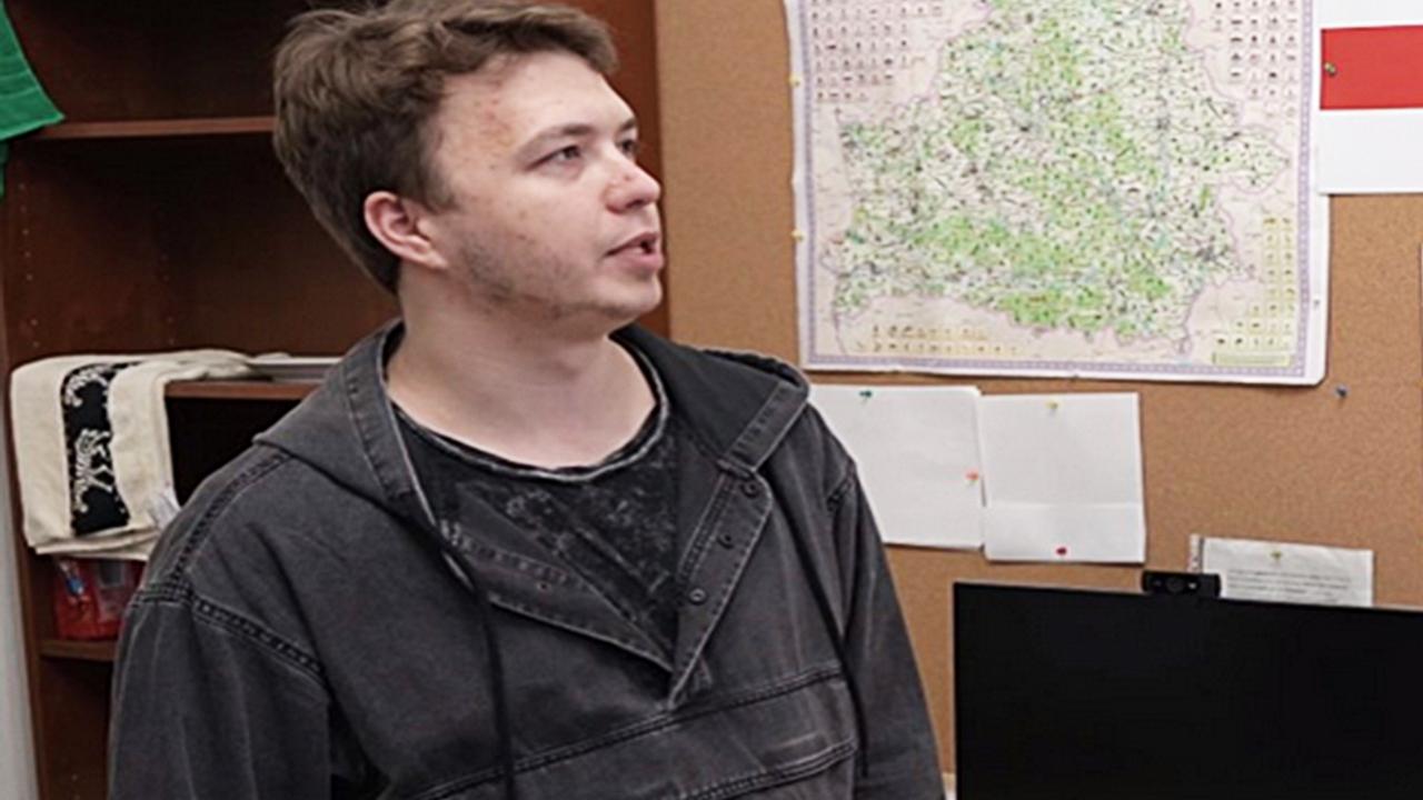Протасевич рассказал о возможной связи его задержания с личным конфликтом