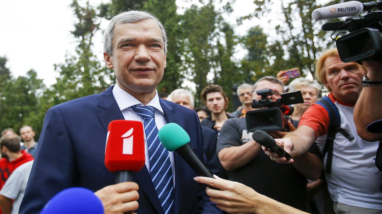 Латушко пояснил, почему его обвинили по «расстрельной» статье Уголовного кодекса