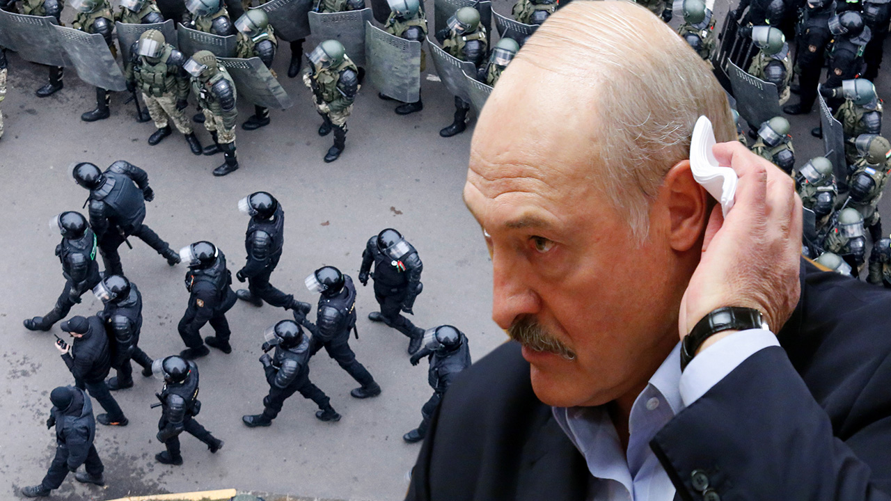 Лукашенко позволил увидеть свой страх