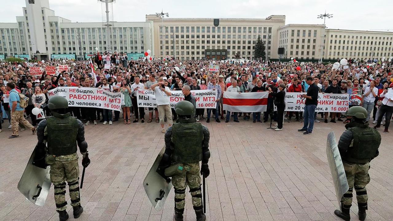 Силовики Лукашенко знают, что весной люди все равно выйдут на улицы.