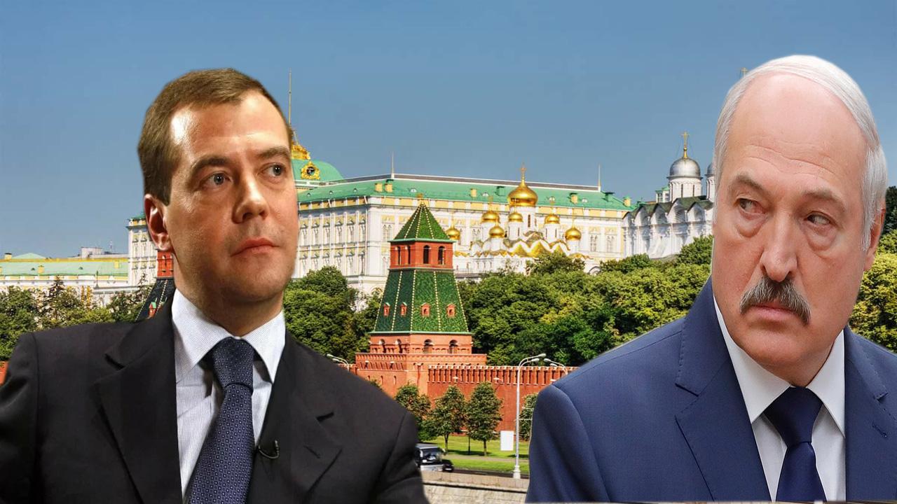Ловушка Медведева для Лукашенко