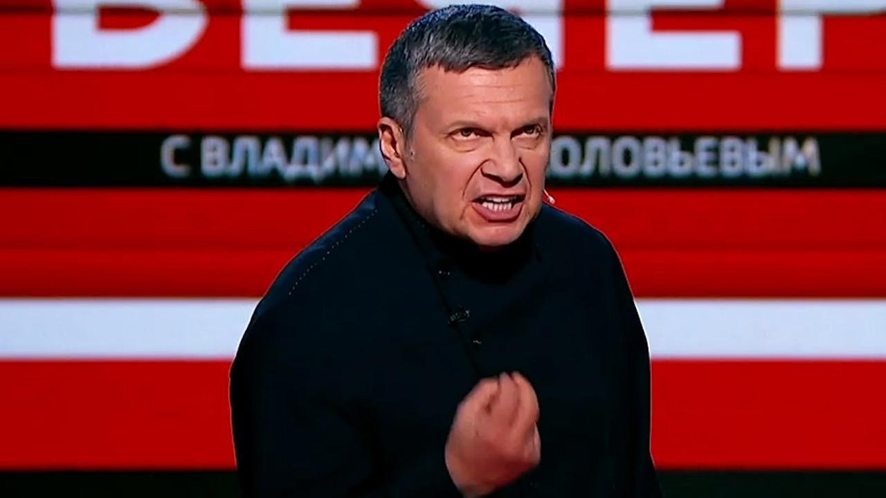 Одиозному пропагандисту Соловьеву запретили въезд в Латвию за прославление нацизма