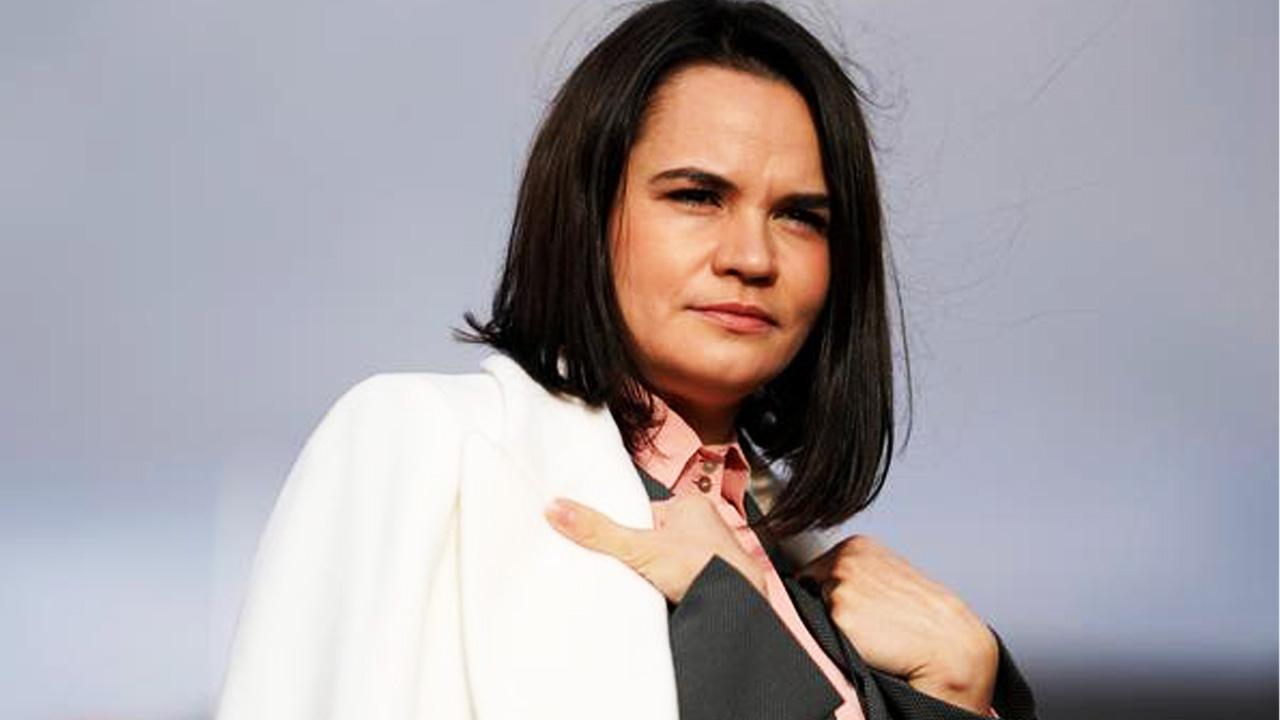 Тихановская ждет от Байдена поддержки оппозиции Беларуси