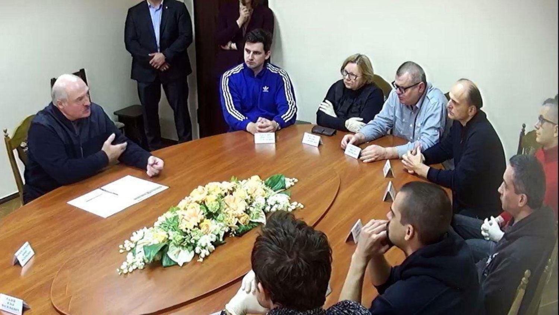Лукашенко выслушал конфиденциальный разговор Тихановского с адвокатом о Коле