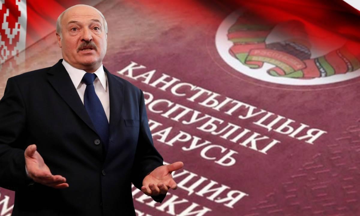 «Лукашенко нужен неизвестный, слабый и серый преемник». Обсуждение новой Конституции
