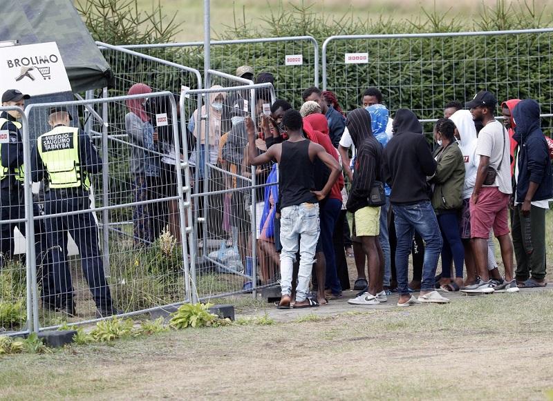 Ирак готовит эвакуацию своих граждан из Беларуси