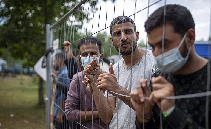 Лукашенко пользуется незаконной миграцией как оружием против ЕС