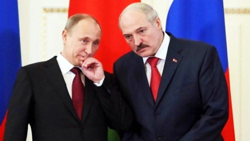 Лукашенко и Путин приступили к зачистке «союзного государства»