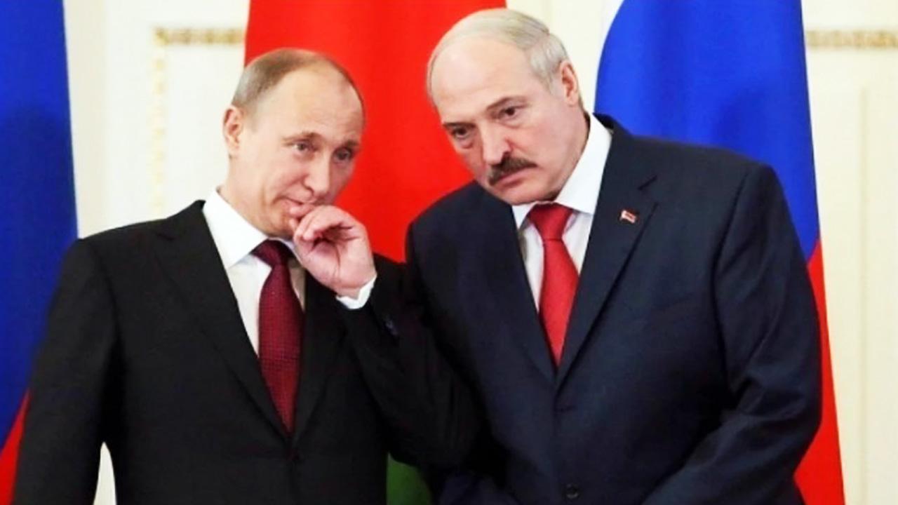 «Путин в первую очередь спасает себя, а не Лукашенко»