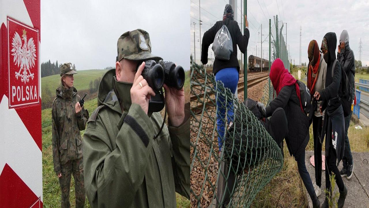 Польша направит еще 500 военных для охраны границы с Беларусью
