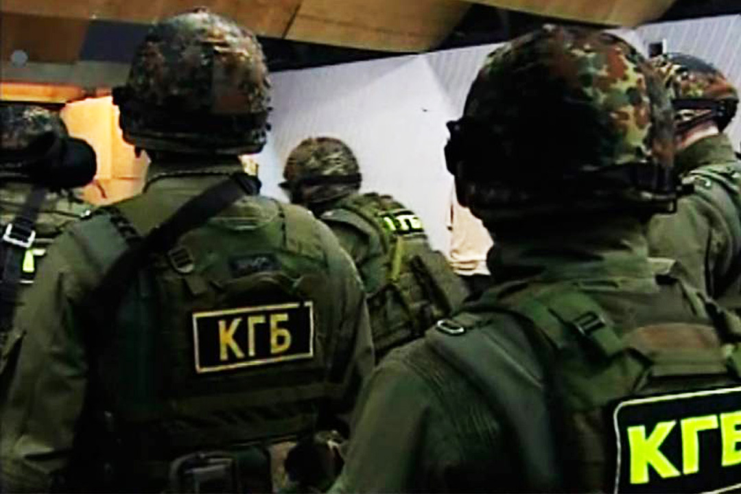 Пора выгнать бандитов Лукашенко из КГБ