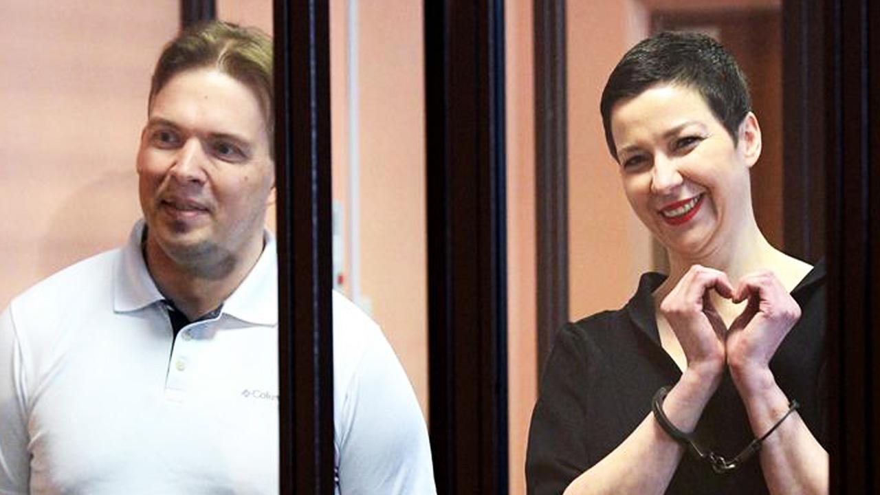 Реакция ЕС и ФРГ на приговоры Колесниковой и Знаку
