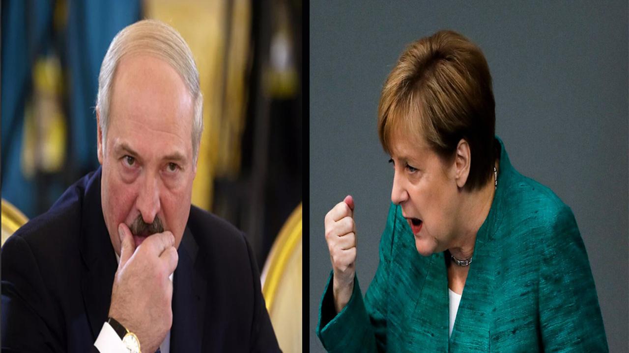 Меркель выступила с жестким заявлением в адрес Лукашенко