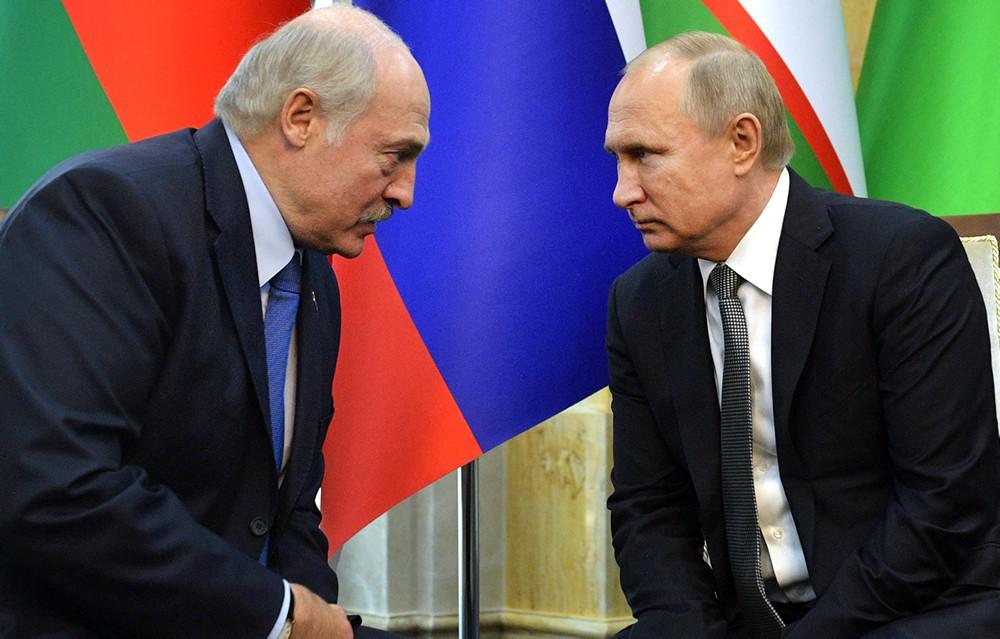 В Беларуси что-то назревает. Что происходит между Путиным и Лукашенко