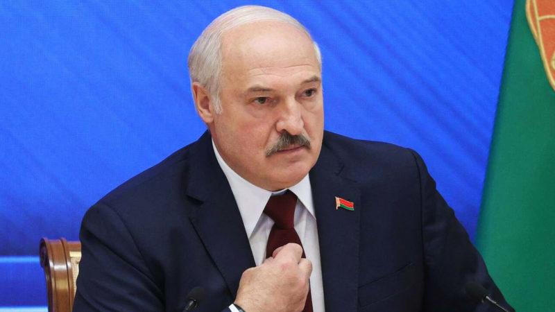 Лукашенко обвинил Запад в ситуации с нелегальной миграцией