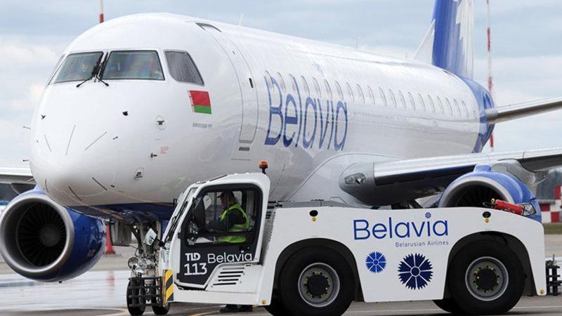 Глава МИД Латвии призвал ЕС ввести санкции против «Белавиа» и туркомпаний Белоруссии