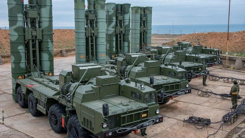 Беларусь хочет поставить С-400 на границе с Украиной