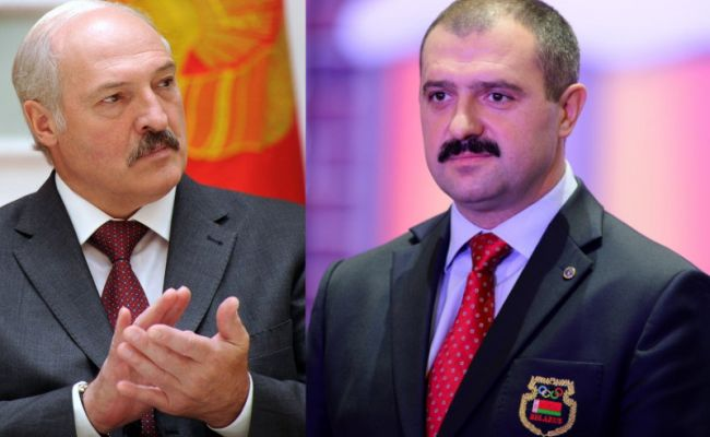 Лукашенко возвращает старшего сына к кураторству над спецподразделениями