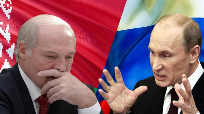 Путин снимает «прожорливого» Лукашенко с довольствия?
