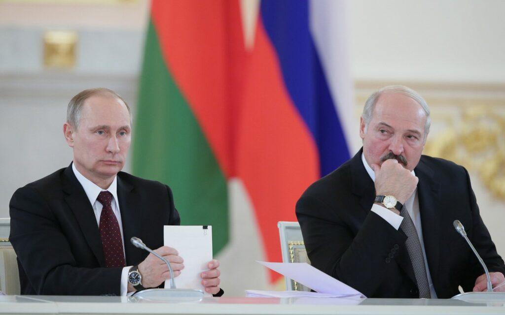 Cанкции ЕС бьют по Лукашенко, а также по Путину