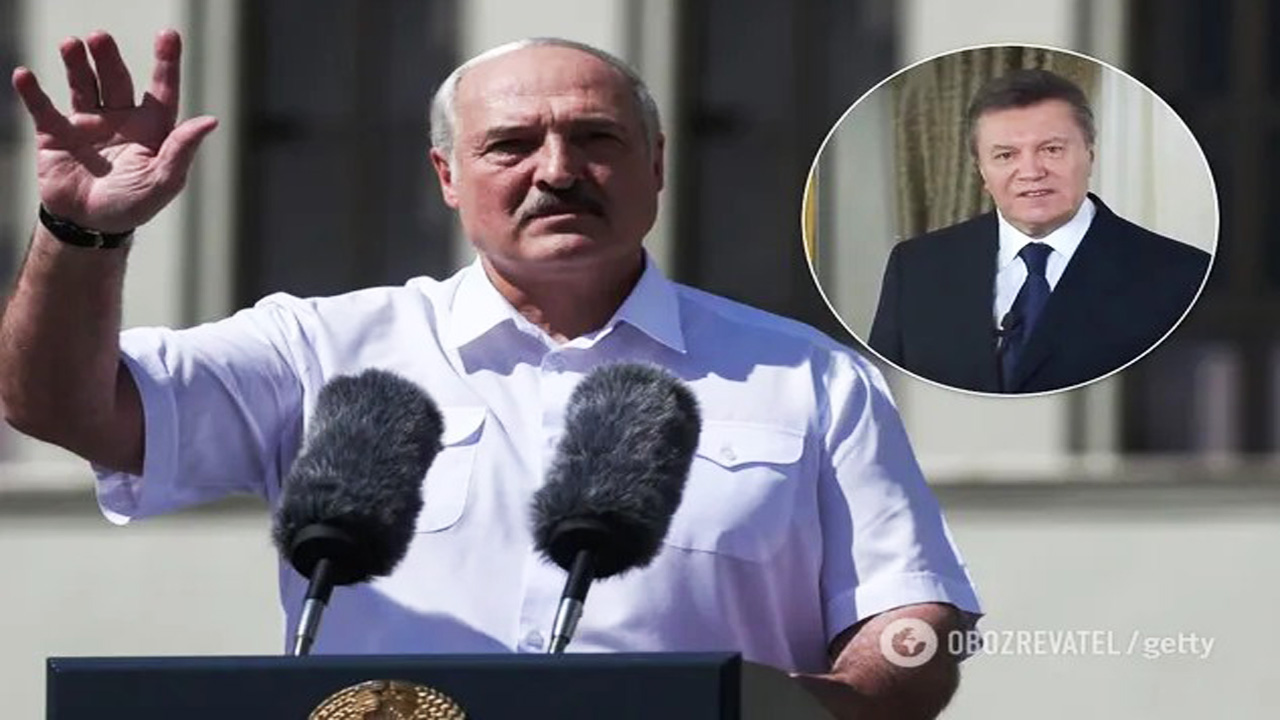 В Сочи Лукашенко напомнят о судьбе Януковича